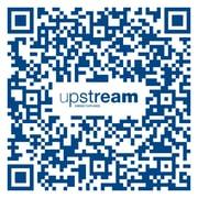Upstream News app Android QR