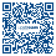 Upstream News app Apple QR